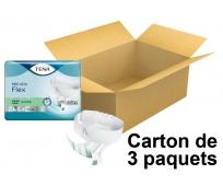 TENA Flex Proskin - Super - x30 - Carton de 3 paquets