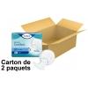 TENA Comfort Proskin - Protections Anatomiques - Plus x46 - Carton de 2 paquets