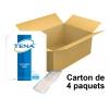 TENA Couches Droites Traversables - Maxi x40 - Carton de 4 paquets