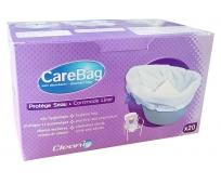 Protège Seau Care Bag - boite de 20 - CLEANIS