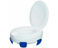 Rehausse WC Avec Pattes de Maintien et Abattant - Clipper III - HERDEGEN