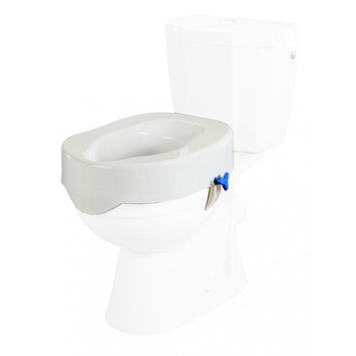 Croissant Rehausse WC Avec Pattes de Maintien - Rehotec - Pharmaouest FE-66