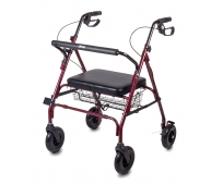 Rollator 4 roues - Bariatrique - GoLite 200 - DRIVE
