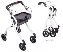Rollator d'intérieur - 4 roues - Mobi - DRIVE