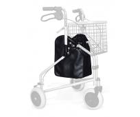 Sacoche pour rollator 3 roues - VERMEIREN