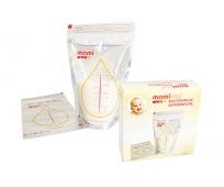 Sachets de congélation du lait maternel x20 - MAMIVAC