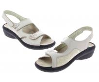 Chaussures CHUT - Femme - Dina Beige - PODOWELL