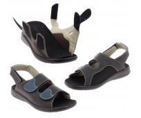 Chaussures CHUT - Homme - Howard - Marron - PODOWELL