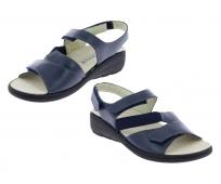 Chaussures CHUT - Femme - Gaelle Marine - PODOWELL