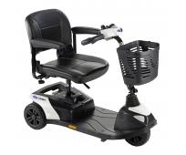 Scooter Electrique 3 roues - Colibri Outdoor Gris Argenté - INVACARE