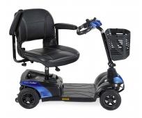 Scooter Electrique 4 roues - Colibri Outdoor Bleu - INVACARE