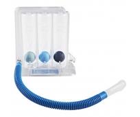 Spiromètre d'entraînement débitmétrique pour la rééducation respiratoire Triflo 2 - HUDSON RCI