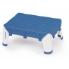 Marchepied / Tabouret - Aquatec Step bleu - INVACARE