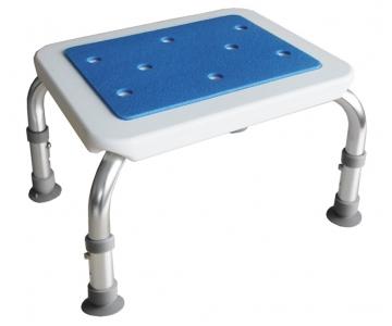Marchepied / Tabouret - Blue Seat - HERDEGEN