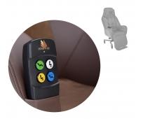 Télécommande 4 boutons - Fauteuil Coquille Premium - INNOV'SA