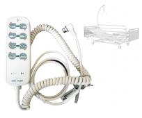 Télécommande - Lit médicalisé Euro 3 fonctions - HMS-VILGO