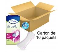 TENA Discreet - Ultra Mini - x28 - Carton de 10 paquets