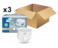 TENA Flex - Ultima - Medium x20 - Carton de 3
