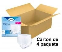 TENA Pants Proskin Bariatric - Plus - XXL - x12 - Carton de 4 paquets