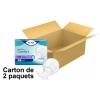 TENA Comfort Proskin - Protections Anatomiques - Maxi x28 - Carton de 2 paquets