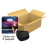 TENA Silhouette - Taille basse - Normal noir - Medium - x10 - Carton de 6 paquets