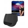 TENA Silhouette - Taille haute - Plus noir - Medium - x9