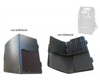 Trappe pour Filtre - Concentrateur Oxygène 525KS - Noir - DRIVE